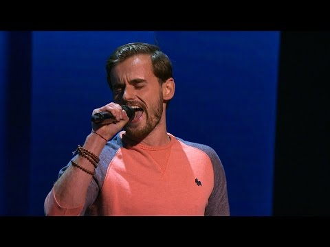 The Voice of Ireland Series 4 Ep1 - John Sheehy - Bette Davis Eyes - Blind Audition