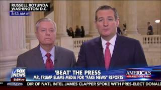 Sen. Ted Cruz on Fox and Friends with Sen. Graham - Jan. 12, 2017