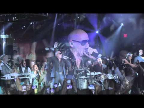 Voli Presents Pitbull Live at 1 OAK Las Vegas Nightclub