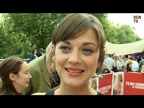 Marion Cotillard Interview - 2 Days 1 Night Premiere