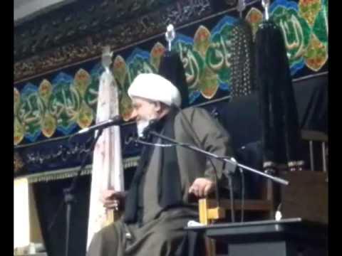 Maulana Afzal Hayderi 8th Muharram Birmingham (UK)