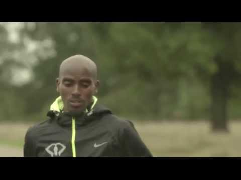 Mo Farah - Great North Run