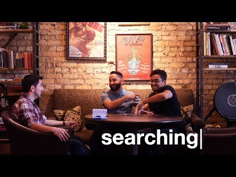 The SEARCHING Interview W/ Aneesh Chaganty & Sev Ohanian