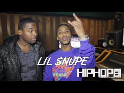 Lil Snupe - Hhs1987 Freestyle (9 Mins) video