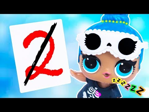 ЧУТЬ не ПОЛУЧИЛА ДВОЙКУ! Мультик #ЛОЛ СЮРПРИЗ Школа Куклы Игрушки Для девочек