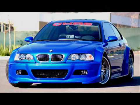 Customs BMW Car Tuning Video