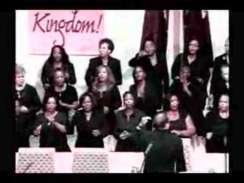 Metropolitan Baptist Church Choir, directed by Rev. Richard Smallwood perform Call Him Up.