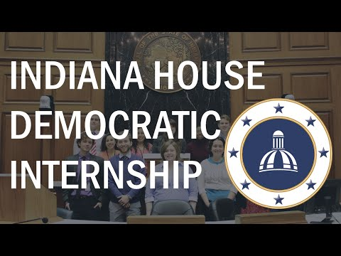 Indiana House Democratic Internship