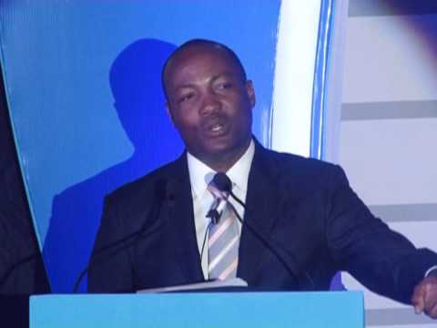 Mr. Brian Lara - Keynote Address (Winning through Extraordinary Leadership)
