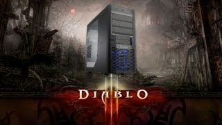 Best Gaming PC Under $1000 - Building a $950 Diablo III Budget Gaming PC
