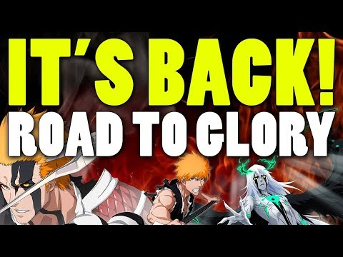 WE START AGAIN! - Road to Glory! #1 [Bleach Brave Souls]