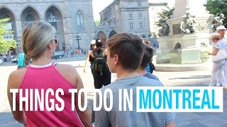 Things to do in Montreal - RV Canada (Ep 15: RV Living on Keep Your Daydream)