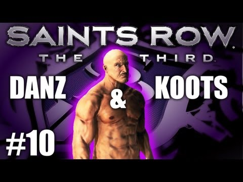 Saints Row The Third Pt10 ME BIBS AND ME BOBS