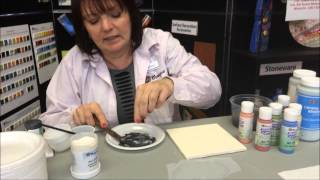 American Ceramic Supply Co. Presents: How to use Mayco Silkscreens.