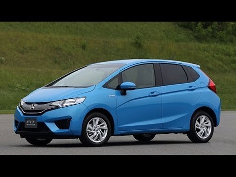 First Honda Hybrid 2015 Honda Jazz/fit First
