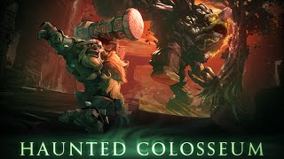 Dota 2 Haunted Colosseum | Кастомка от Valve! |