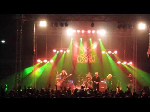 Ossián - Rocker Vagyok (2015.10.10. Veszprém Rocktóber)