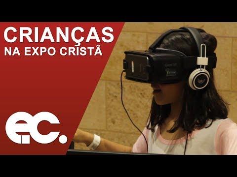Crianças na Expo Cristã 2018 | Expo Cristã 2018