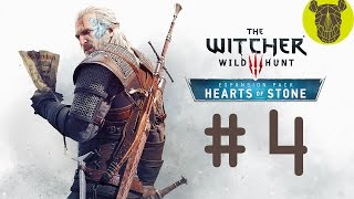 Witcher 3 Hearts of Stone #4 -  Azgın Hayalet...