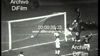 DiFilm - Scotland vs Peru - Friendly International Match 1972