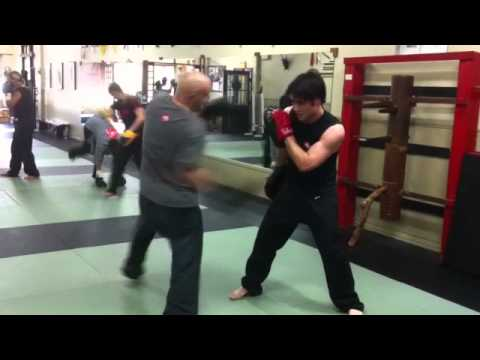 Martial Arts training MMA Sanshou in Montréal Image 1