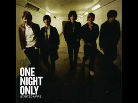 Titelbild des Gesangs Hide von One Night Only