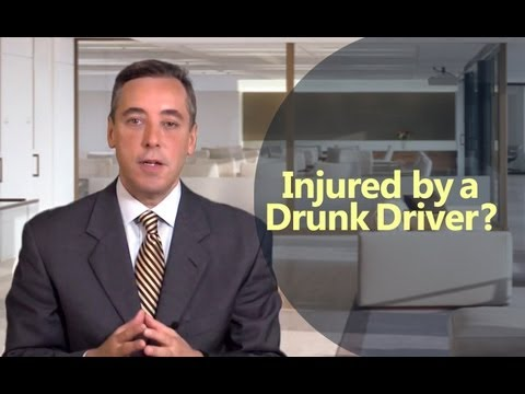 Dram Shop Laws|Liquor Liability Attorneys|Injured By Drunk Driver