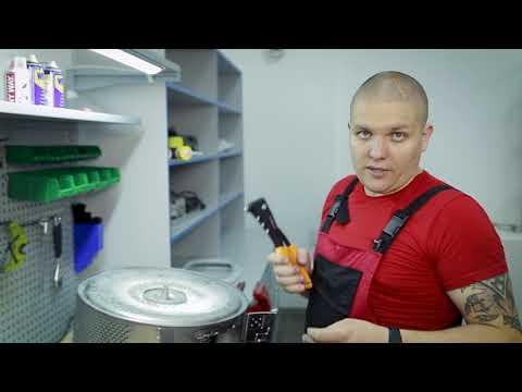 Замена фланцев барабана в стиральной машине Whirlpool