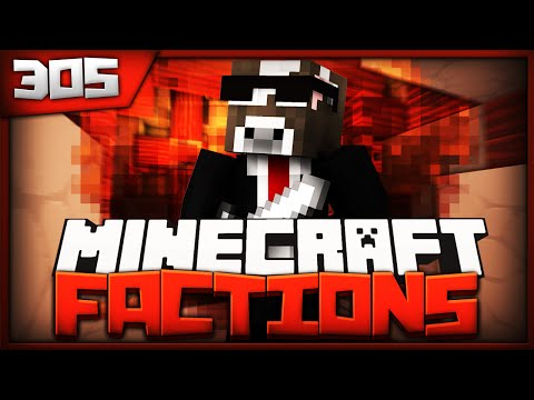 Minecraft FACTION Server Lets Play - BEGINNER BASE RAID - Ep. 305 ( Minecraft Factions )