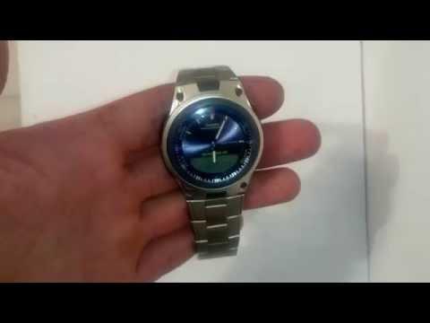 Как укоротить браслет часов Casio