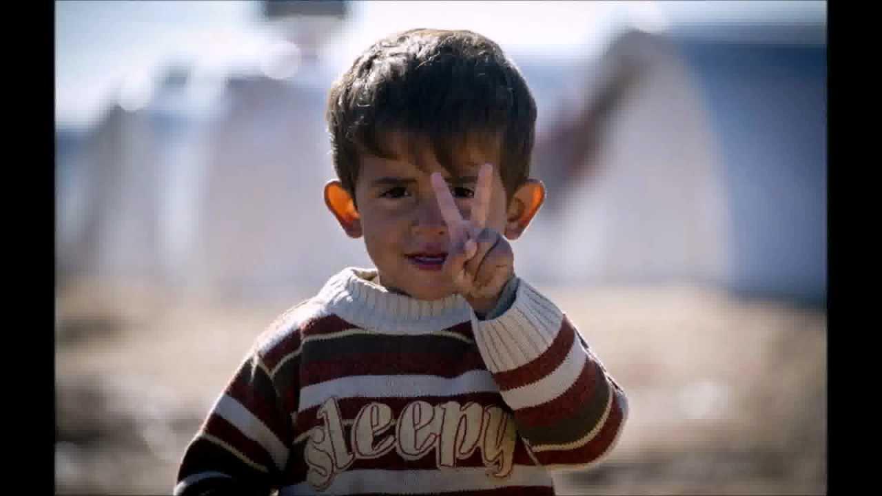 أطفال سوريا الأمل