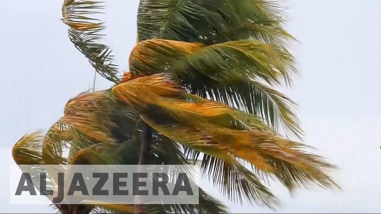 Aid groups rush to help as Hurrican Irma batters northern Haiti