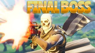 THE FINAL BOSS (Fortnite Battle Royale)