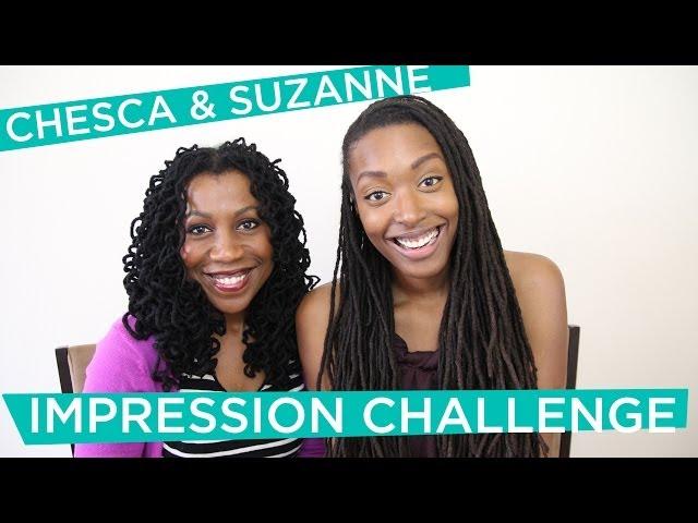 Chesca & Suzanne Impression Challenge