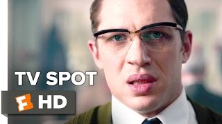 Legend TV SPOT - Bloody Genius (2015) - Emily Browning, Taron Egerton Movie HD