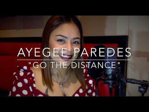 """""""Go The Distance"""" - Regine Velasquez (cover)"""
