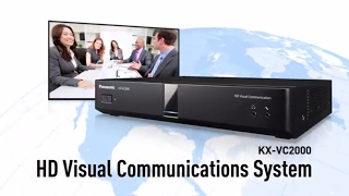 Panasonic - 24-site HD Video Conferencing System