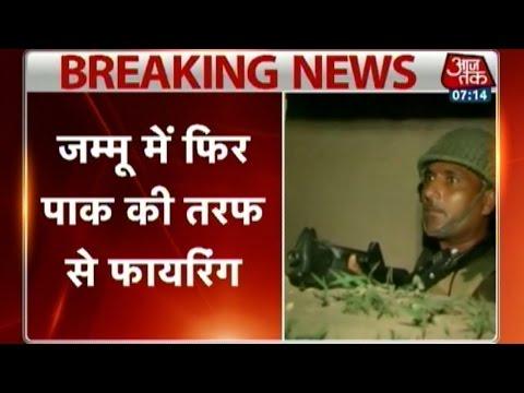 Pakistan violates ceasefire yet again