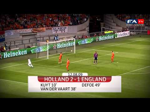 Van der Vaart on his Tottenham career and England vs Holland