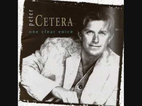 Peter Cetera - Wanna be There