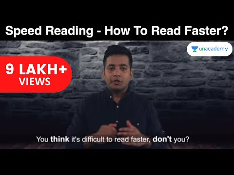 Speed Reading: How to read faster and comprehend better? Double your reading speed by Roman Saini