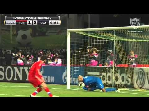 MNT vs. Russia: Highlights - Nov. 14, 2012