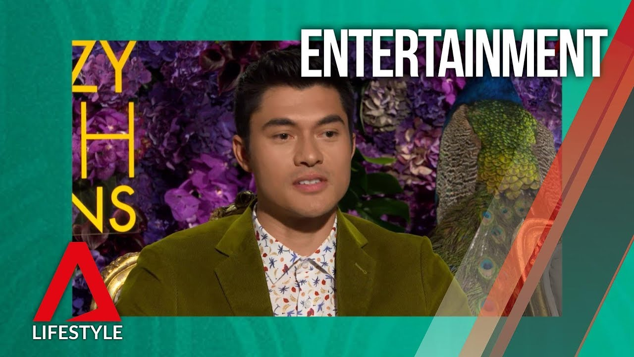 "Henry Golding, Kevin Kwan on Crazy Rich Asians not being ""Singaporean"" enough 