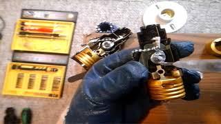 Reparar portalampara de cadena/Repair chain lamp holder.
