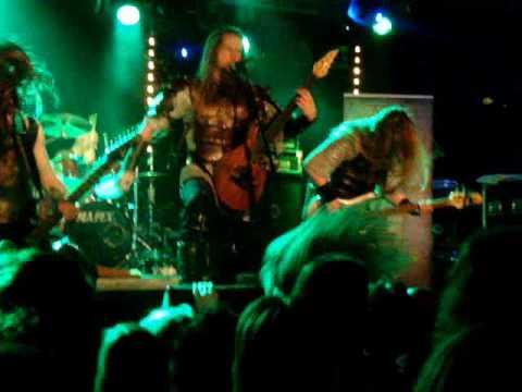 Tyr - Black Sails Over Europe Tour