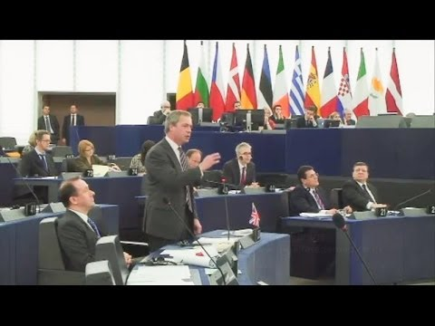 Farage: EU Now Run by Big Business, Big Banks and Big Bureaucrats