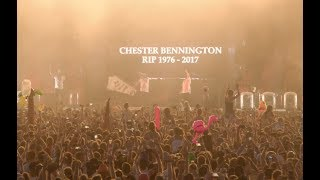 PAROOKAVILLE 2017 | Chester Bennington Tribute by Showtek
