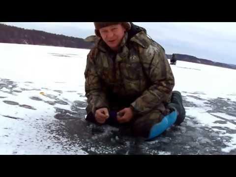 Старый Салтов первая зимняя рыбалка  2016/2017
