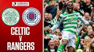 Celtic 1-0 Rangers | Ntcham Scores in Dominant Display | Ladbrokes Premiership