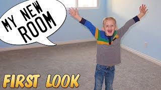Michael's New Room Reveal || Mommy Monday